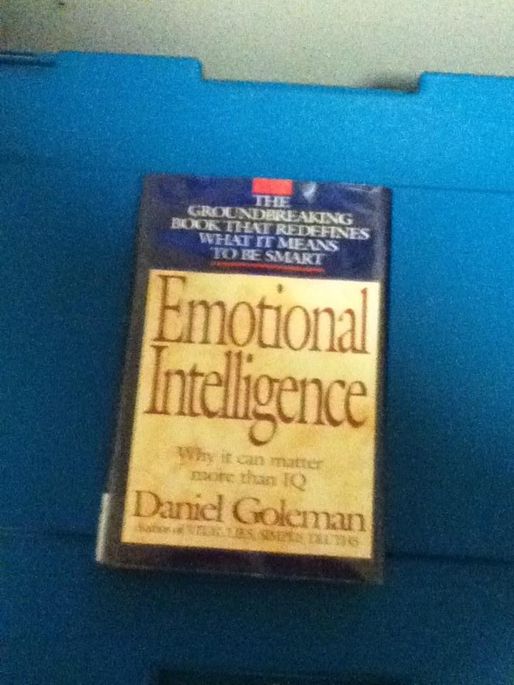 emotional intelligence book daniel goleman pdf